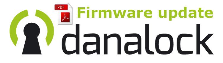 Danalock V3 firmware update