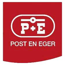 Post en Eger logo
