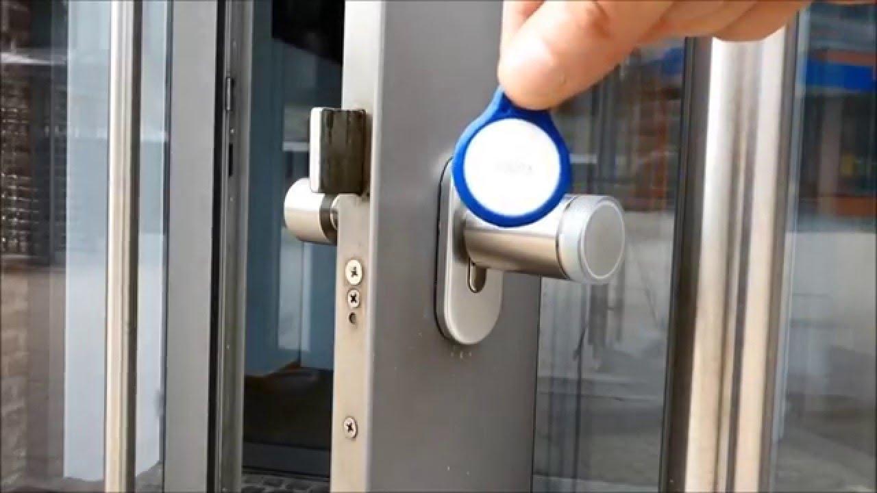 Omega Flex knopcilinder