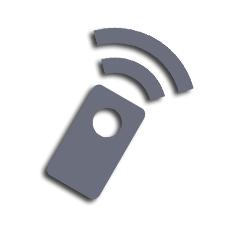 Deur openen met afstandsbediening