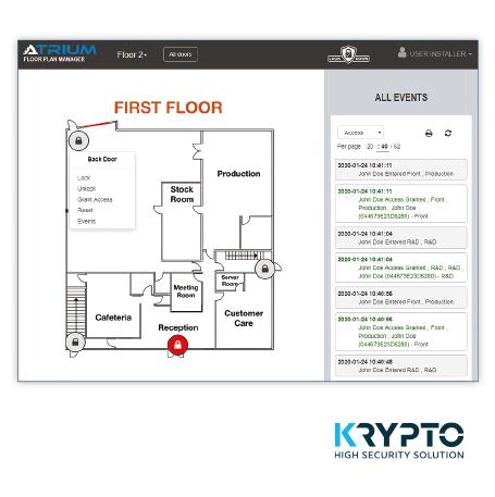 krypto floorplan